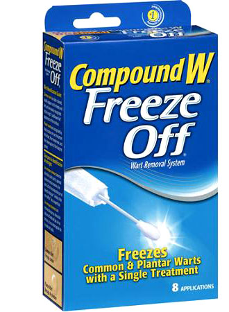 Freeze Off does work, but not in all situations.
